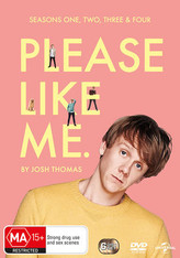 Please Like Me Boxset (Complete Seasons 1 - 4) DVD
