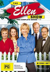The Ellen Show (The Complete Series) DVD