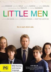 Little Men DVD