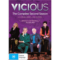 Vicious - Series 2 DVD