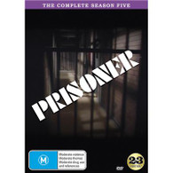 Prisoner : The Complete Season 5 DVD