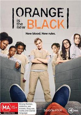 Orange is the New Black (Season Four) DVD