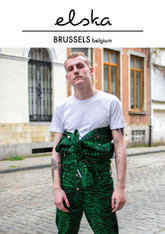 Elska Magazine Issue (12) - Brussels, Belgium