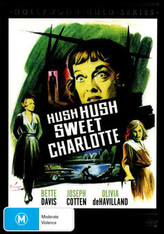 Hush... Hush, Sweet Charlotte DVD