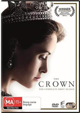The Crown DVD (Complete First Season)