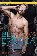 Best Gay Erotica of the Year Volume 3 (A Cleis Anthology)