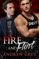 Fire & flint (Carlisle Deputies Series #1)