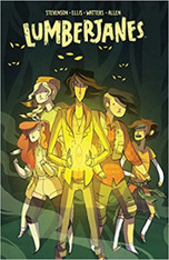 Lumberjanes Volume 6 : Sink Or Swim