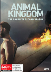 Animal Kingdom (The Complete Second Season) DVD