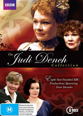 The Judi Dench Collection DVD