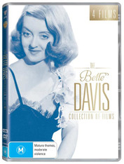 The Bette Davis Collection of Films DVD