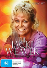 The Jackie Weaver Collection DVD