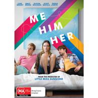 Me Him Her DVD