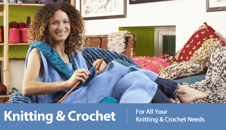 Bargain Box Knitting and Crochet