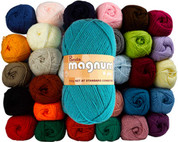 Buy your Panda Magnum 8ply Acrylic knitting, crochet and craft 'Wool' Yarn online at Bargain Box