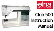 Buy your Elna Elna 500 Club Sewing, Machine, User, Instruction, Manual, Handbook, Download Online at Bargain Box