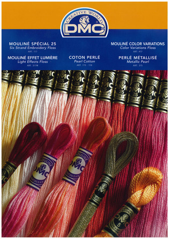 Buy your DMC 117 Cotton Embroidery Floss Online at Bargain Box