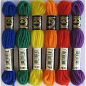 Buy your DMC Tapestry Wool (Art. 486 & 487) Online at Bargain Box