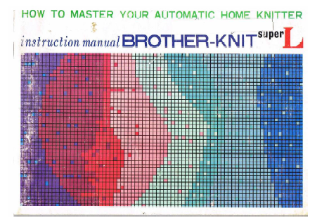 Buy your Brother KH585 Knitting Machine, User, Instruction, Manual, Handbook, Download Online at Bargain Box