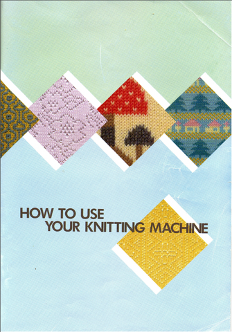 Buy your Brother KH900 Knitting Machine, User, Instruction, Manual, Handbook, Download Online at Bargain Box