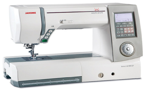 User manual Janome Horizon 7700QCP (96 pages)