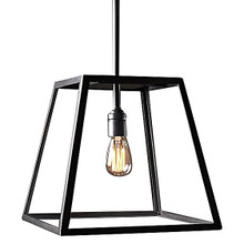 Filament Pendant Light