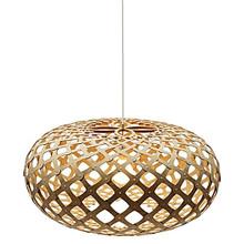 Nordic Round Wood Nest Pendant Light