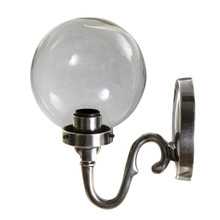 Tuscany Antique Silver Wall Lamp