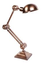 Newman Antique Copper Desk Lamp