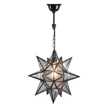 Large Star Pendant Light