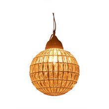 Madeira Ball Lamp in Medium