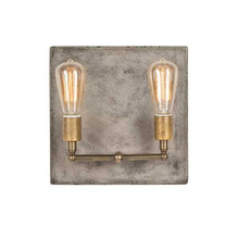 Rochester Aged Brass Wall Sconce