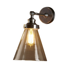 Francis Antique Sllver Wall Lamp