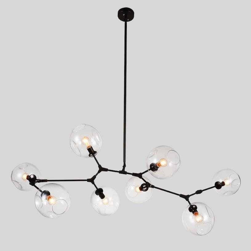 Replica branching bubble chandelier 8 light zest lighting loading zoom aloadofball Image collections
