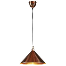 Riverway Silver Pendant Light