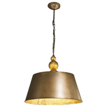 Jardin Gold Pendant Light