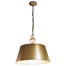 Jardin Silver Pendant Light