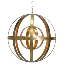 Cosmo Gold Chandelier - Thumbnail