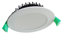 Flat face Round 12W LED downlight kit.