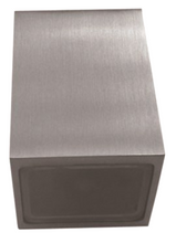Mini Wedge Exterior Surface Mount LED Wall Light