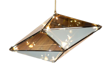 Replica Maxhedron Horizontal Pendant Light