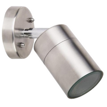 Point Adjustable Exterior Wall Light - Stainless Steel