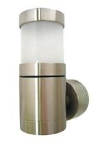 Empero Spun Cylinder Exterior Wall Light