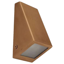 Copper Sea Exterior Wall Light
