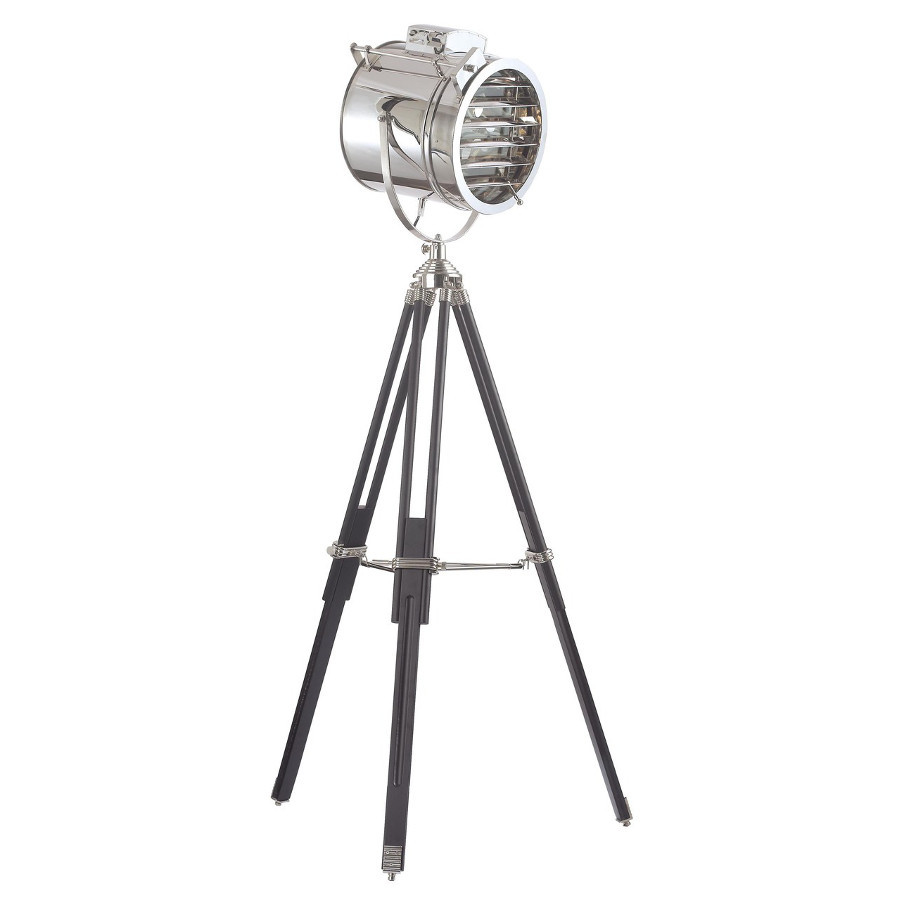 marine nautical tripod search light floor lamp loading zoom