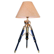Marine Tripod Table Lamp