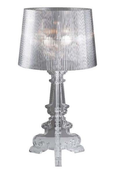 Replica ferruccio laviani bourgie ghost table lamp zest for Ferruccio laviani bourgie lamp