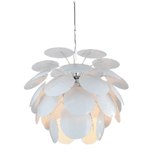 Replica Christophe Mathieu Marset Discoco Pendant Lamp in White