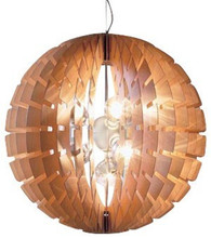 Replica Helios Wood Pendant Light