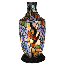 Wisteria Vase Table Lamp